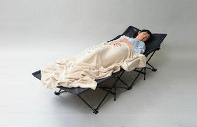 簡易ベッド